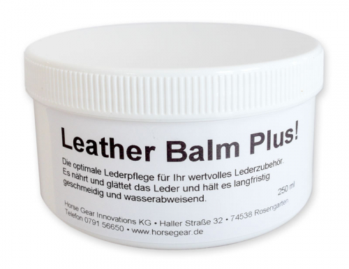 Leather Balm Plus! Lederpflege, die funktioniert.